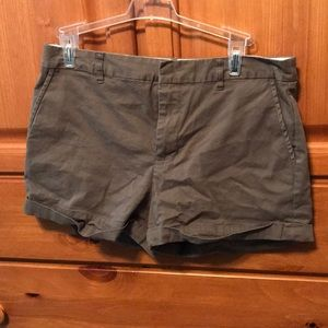 Forever 21 Shorts - Green shorts